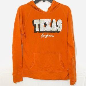 University of Texas Ladies Bling Hooded Sweatshirt